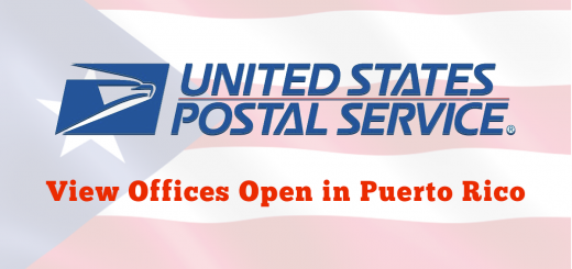 Puerto Rico Open Post Offices